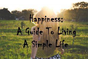 Happiness and Self-Esteem