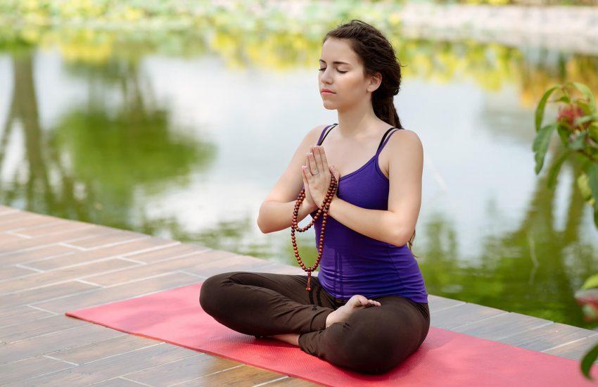 Meditation Helps